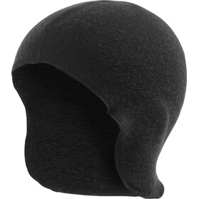 Woolpower 400 Helmmuts, black